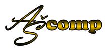 AŠCOMP | Graphic design | Comp. equipment | IT networks